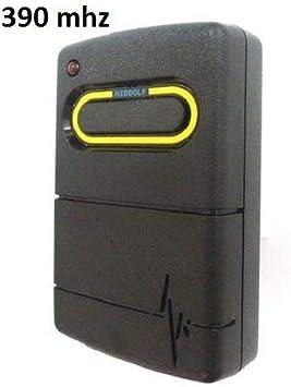 Overhead Door 109130 390 Garage Opener Remote Transmitter 9 Dip Switch 390mhz Amazon Com