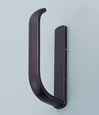 ELLO/&ALLO Oil Rubbed Bronze Toilet Paper Holder Bathroom Accessories Wall Mount