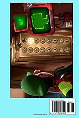 Nintendo switch Luigis mansion 3 note book: Amazon.es: biscuit, cookie: Libros en idiomas extranjeros