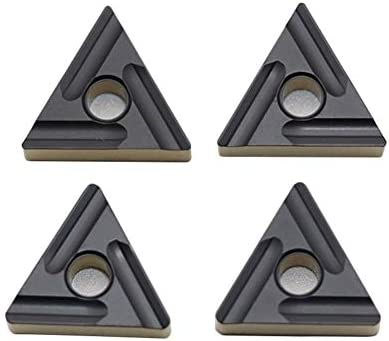 Txrh Drehbank 10pcs TNMG160404 R Metalldrehmesserklinge TNMG160408 CNC-Drehmaschine Metallplattenschneidewerkzeug (Angle : WNMG080408L S DS200)