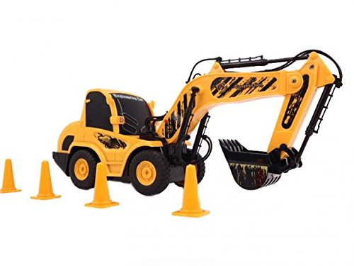 Rtr Rc Construction Vehicle - 6
