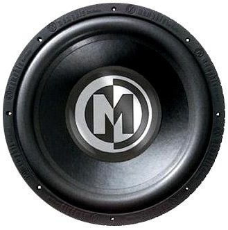 12 Dual Voice Coil Subwoofer by Memphis