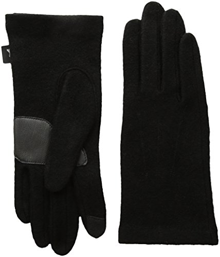 Echo Women's Classic Echo Touch Technology Glove Accessory, -black, Medium (Echo Touch Gloves)
