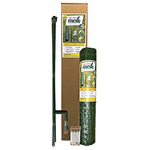 TEMPORARY FENCING KIT - 50' x 36