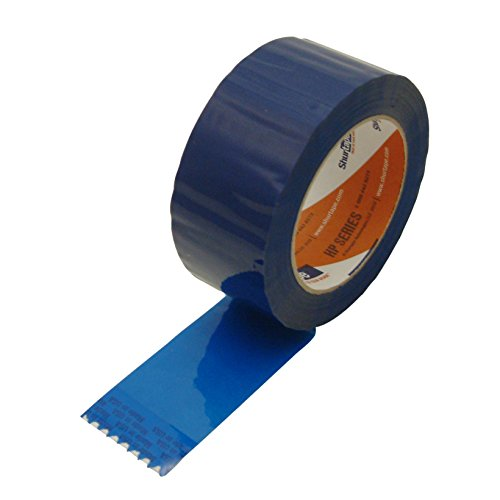 Shurtape HP-200C/BLU2110 HP-200C Production-Grade Colored Packaging Tape: 2'' x 110 yd., Blue by Shurtape