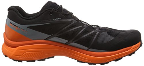 Pro Da 000 Nero Wings Trail black Ibis Running 3 Uomo scarlet lead Salomon Scarpe fw5qOFnn