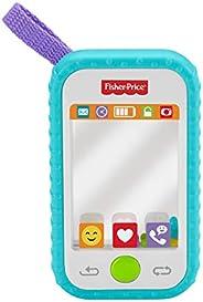 Telefone Meus Primeiros Selfies, Fisher Price, Multicolorido, Mattel