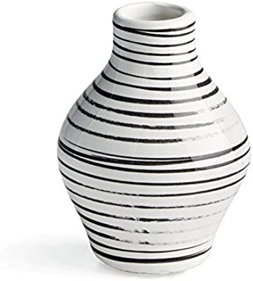 Amazon Cc Home Furnishings 1825 Black And White Striped