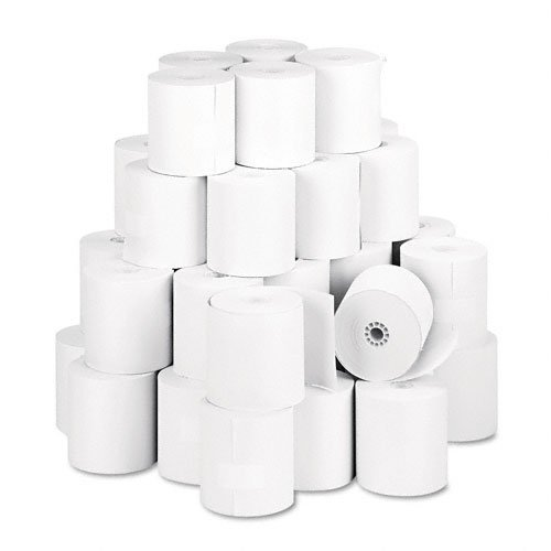 NCR 856348 Thermal Receipt Paper, 3-1/8