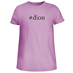 Bh Cool Designs Dion Cute Women S Junior Graphic Tee Lavender Small