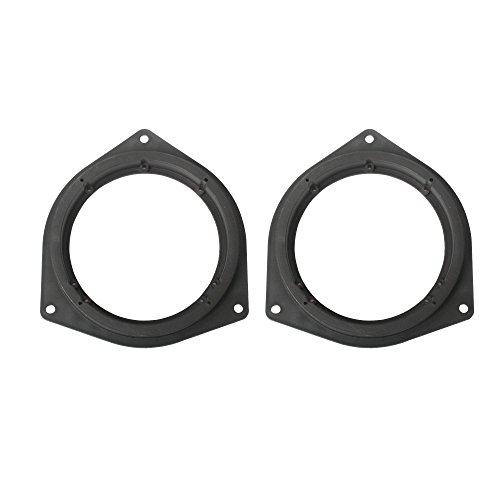 rket Plastic Black Speaker Adapter. Fitted For Toyota 4Runner, Avalon, Celica, Corolla, Echo, Highlander, Matrix, Prius, RAV, Sequoia, Sienna, Solara, Tacoma, Tundra, Venza, Yaris ()
