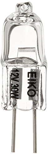 Eiko JC12V30W Base Halogen Bulb
