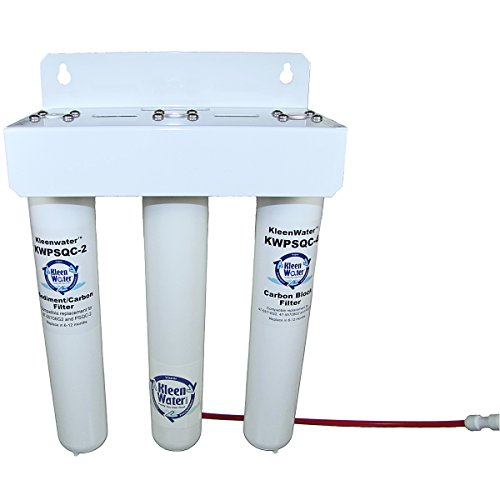 Alternative Reverse Osmosis Replacement System for Puronics / Ionics MicroMax 6000 and 6500, Complete Retrofit Compatible Filters and System by KleenWater by KleenWater