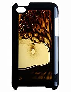 Personalized Phone Case for Women With Art Painting Night Moon Reflection In The Lake for Diy For Ipod 2/3/4 Case Cover