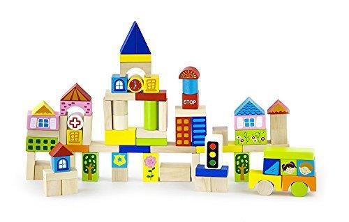 Original Toy Kids Children City Blocks by Original Toys