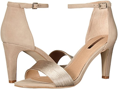 Ta Taupe Dress novel Women's Bronze Sandal cabin Tahari xZWP5g1z1
