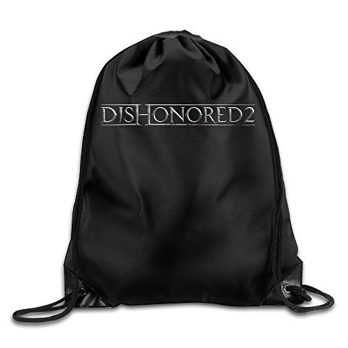 Price comparison product image Carina Dishonored 2 Logo Personality Port Bag One Size