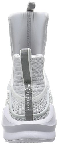Rihanna Fenty Puma Shoes White Grey white Trainer X Womens 4TaRq