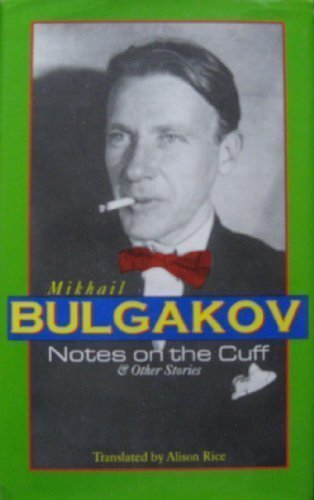 book cover of Notes On the Cuff