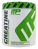 MP Essentials Micronized Creatine, Ultra Pure 100% Creatine Monohydrate Powder, Muscle Building,MusclePharm, 300g, 60 Servings