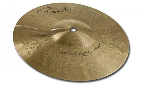 - Paiste Signature Dark Energy Cymbal MK I Splash 10-inch