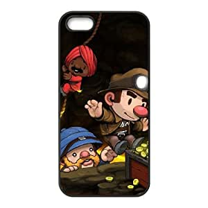 Spelunky iPhone 5 5s Cell Phone Case Black xlb2-242136