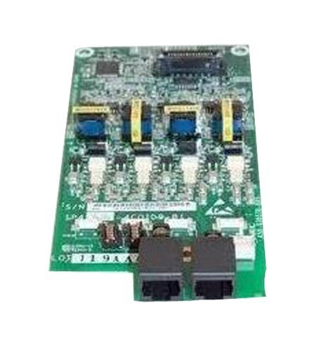4 Port Co Trunk Card (NEC SL1100 SL1100 4-Port Loop-Start CO Line Daughte)