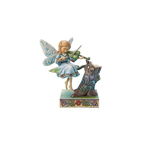 Jim Shore MUSICAL FAIRY Figurine 4014983