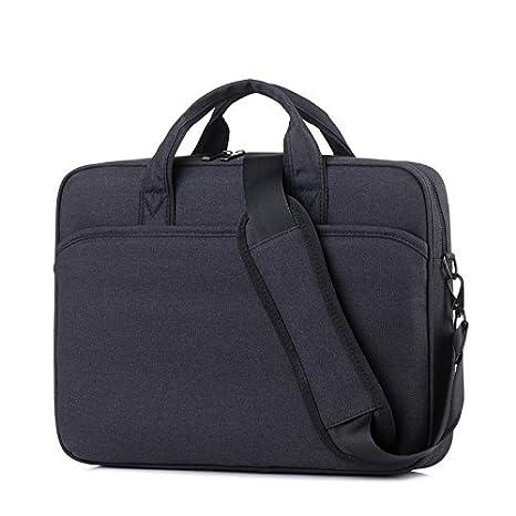 toyis portátil bolsa, pequeño ordenador portátil bolsa portátil bolso bandolera con asa resistente al agua