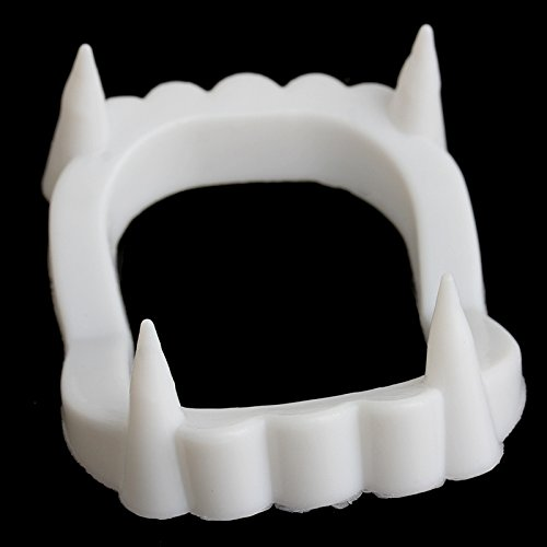 Thobu Children's Day Gift Baby Kids Toys Gifts Vampire Dracula Teeth Halloween Monster Werewolf Zombie Fangs Halloween Party ()