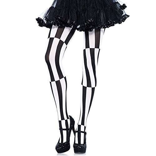 Leg Avenue Womens Plus Size Optical Illusion Tights]()