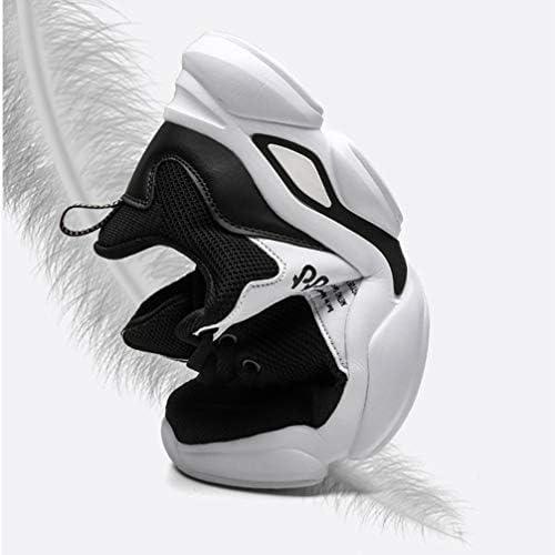 ニット 厚底 スポーツシューズ メンズ レースアップ カジュアルシューズ 通気性抜群 滑り止め レースアップ 厚底シューズ 軽量 歩きやすい メンズシューズ アウトドア ランニング ウォーキング 運動靴 運動シューズ