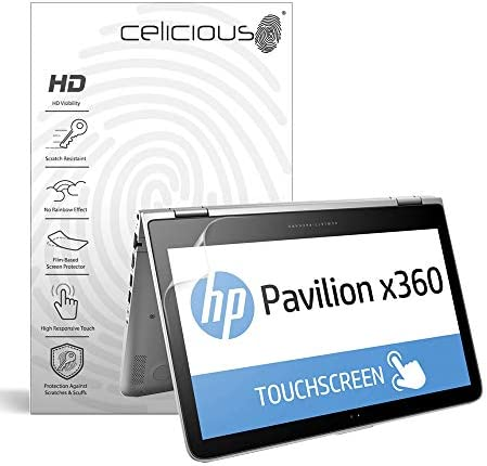 Celicious Privacy Plus 4-Way Anti-Spy Filter Screen Protector Film Compatible with HP Pavilion x360 13 S108NA