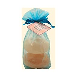 Himalayan Salt Massage Stones - 2 Pack
