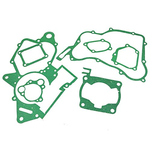 Nathan-Ng - For Honda CR125R CR 125R 1990-1998 90 91 92 93 94 95 96 97 98 Motorcycle Engine gaskets crankcase covers cylinder gasket kits ()