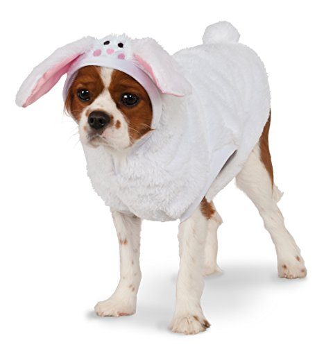Pitbull Halloween Costumes (Bunny Hoodie for Pet, XX-Large)