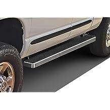 """Running Boards 4"""" Fit 02-08 Dodge Ram 1500 03-09 Ram 2500/3500 Quad Cab"""