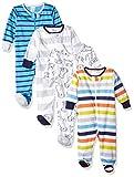 Onesies Brand Baby Boys' 4-Pack Sleep 'N