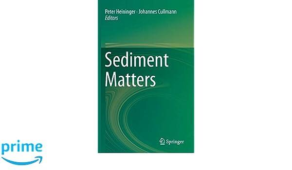 Sediment Matters