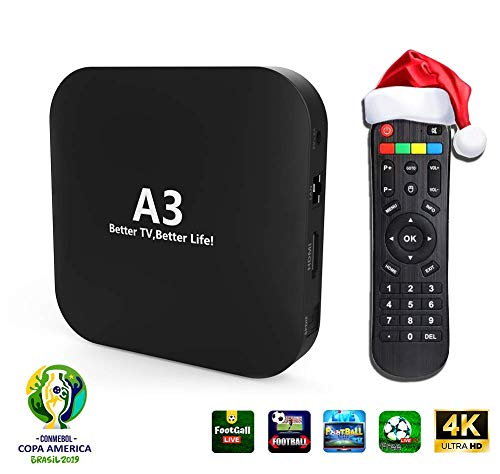 Cheap IPTV Brazil Brazilian Box,2020 Newest A3 Brasil Box Better Faster Then IPTV8 HTV 6 IPTV6+, HTV...