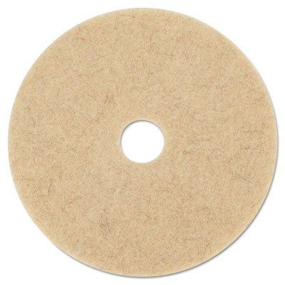 - 3M 20317 Ultra High-Speed Natural Blend Floor Burnishing Pads 3500, 27