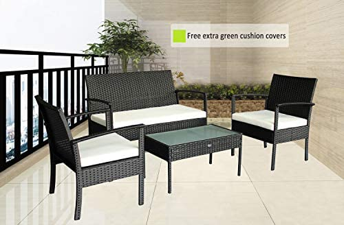Amazon Com Stellahome Outdoor Patio Furniture Sets Clearance