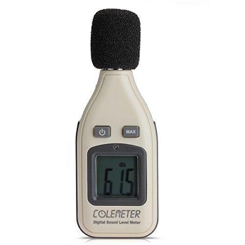 Schallpegel Lärm Messgerät Schallpegelmesser 30 -130 dB