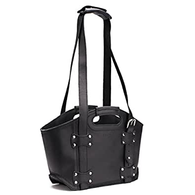 Saddleback Leather Tote - A Beautiful, 100% Full Grain Leather Tote For Daily Life - 100 Year Warranty