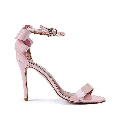 Lt Ted Sandals Open Toe Pink Pnk Baker Pink WoMen Sandalo arwq4Wa0