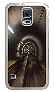 Samsung S5 protective cases Zoom PC Transparent Custom Samsung Galaxy S5 Case Cover