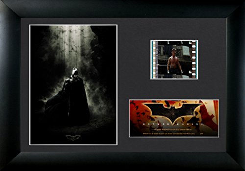 Trend Setters Batman Begins Bat Cave Framed Film Cell, Mini