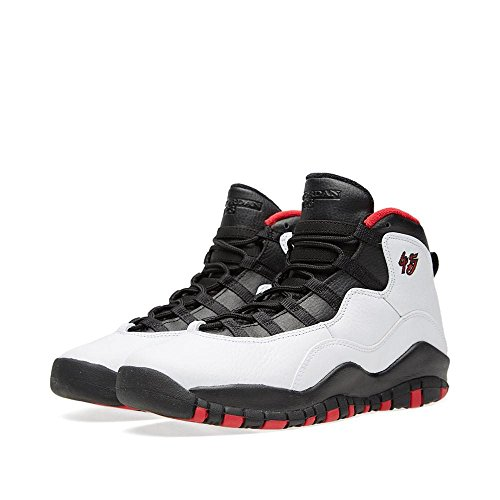 Air Jordan 10 Retro BG - 5Y ''Double Nickel'' - 310806 102 by NIKE