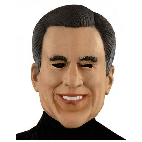 Forum Novelties Men's Mitt Romney Costume Mask, Multi, One (Mitt Romney Mask)