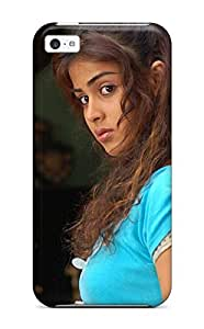 LINMM58281Anti-scratch And Shatterproof Genelia Cute Actress Phone Case For iphone 5/5s/ High Quality Tpu CaseMEIMEI